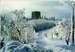 NERVESA DELLA BATTAGLIA  TREVISO  Monumento Ossario Invernale 1976 - Treviso