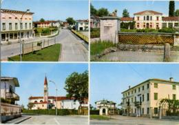 SALVAROSA  CASTELFRANCO VENETO  TREVISO  Vedutine  Chiesa  Villa Ca'-Amata - Treviso