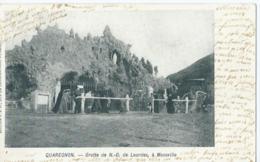 Quaregnon - Grotte De N,-D, De Lourdes, à Monsville - Edition V.E.D. - 1904 - Quaregnon