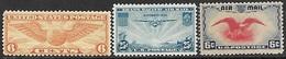 US 1934-8  ScC19-20, C23  MNH   2016 Scott Value $5.60    2016 Scott Value $5.60 - Air Mail
