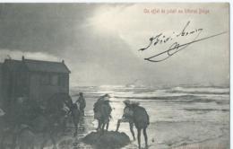 Ostende - Ostende - Un Effet De Soleil Au Littoral Belge - Ed. V.G. - 1906 - Oostende
