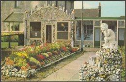 The Famous Shell House, West Promenade, Leven, Fife, 1974 - Photo Precision Postcard - Fife