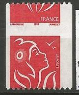 M De LAMOUCHE  N° 3743A Piquage à Cheval 2 Bandes De Phosphore à Gauche NEUF** LUXE SANS CHARNIERE / MNH / - Abarten: 2000-09 Ungebraucht