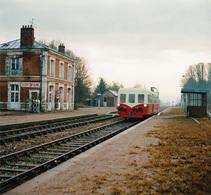 Sérifontaine X 3800 Photo 18 X 18 - Treinen