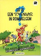 Robbedoes En Kwabbernoot - Er Is Een Tovenaar In Rommelgem  (1977) - Robbedoes En Kwabbernoot