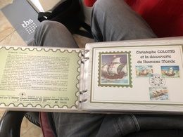 Timbre De Monaco Exposition De 92 à 94 - Timbres
