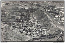 Peru, LIMA, Aerial View Of The Slum Dwellings (1950s) Dutch RPPC - Peru