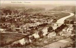 HAMOIR - Panorama - Collect. H. Cornet-Pladys, Librairie - Hamoir