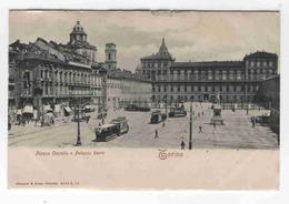 TORINO Piazza Castello E Palazzo Reale - Palazzo Reale