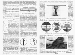 """LE TELEMETRE """" BARR Et STROUD """" Et L'EVALUATION Des DISTANCES à La MER  1914 - Technical"""