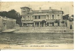 83 - LES LECQUES SUR MER / HOTEL PENSION SAINT LOUIS - Les Lecques