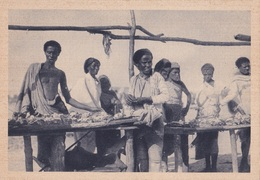 SOMALIA ITALIANA MERCATO DELLA CARNE AUTENTICA 100% - Somalie