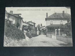 CHATILLON SUR CHALARONNE   1910    RUE JUIFS    / CIRC /  EDITION - Châtillon-sur-Chalaronne