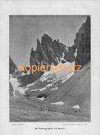 002 Konvolut 10 Bilder Dolomiten Gardasee Vor 110 Jahren !! - Historische Documenten
