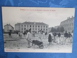 Epinal . La Corvee De Quartier . Caserne De Reffye - Epinal