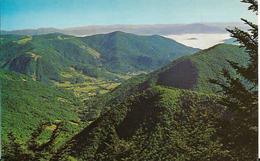 Great Smoky Mountains NC Maggie Valley Rt. 19 WATERROCK KNOB - Etats-Unis