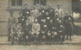 Cassel Kassel 1916 - Carte Photo Du Prisonnier Leon Decalion Occupé Aux Travaux De Culture - Kriegsgefangener - Kassel