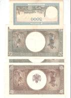 Lot 4 Banknotes Romania Ww2 =XF/AUNC - Roumanie