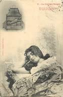 -ref-B257- Illustrateurs - Illustrateur Bergeret - Nancy - La Clé Des Songes - N° 2 - Onirisme - Carte Bon Etat - - Bergeret