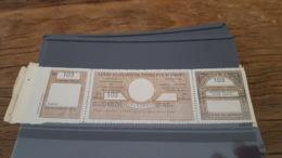 LOT 434603 TIMBRE DE FRANCE NEUF** LUXE POSTAUX PARIS POUR PARIS N°48 VALEUR 65 EUROS - Parcel Post