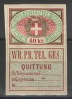 Autriche - Télégraphe - YT 19 * - 1870 - Telégrafo