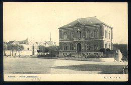 X02 - Assche - Place Communale - Asse