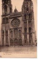 CHARTRES - LA CATHÉDRALE - PORTAIL ROYAL - Chartres