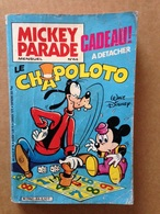 Disney - Mickey Parade - Année 1983 - N°44 (avec Grand Défaut D'usure) - Mickey Parade
