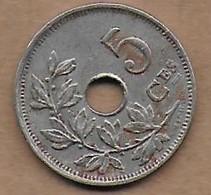 5 Centimes 1914 FR - 1909-1934: Albert I