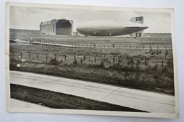 """(10/7/75) Postkarte/AK """"Zeppelin"""" LZ 129 Hindenburg - Dirigeables"""