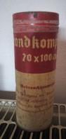 Ancienne Boite De Pansement Allemand   WW II - 1939-45