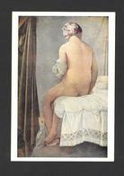 PEINTURES - PAINTING - J.A. INGRES 1780-1867 - LA BAIGNEUSE THE BATHER - MUSÉE DU LOUVRE - PAR ÉDITIONS NOMIS - Peintures & Tableaux