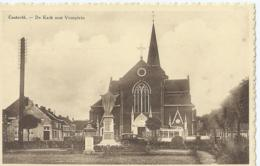 Kasterlee - Casterlé - Casterlee - De Kerk Met Voorplein - Uitg. Wwe Otten-Dierckx - Kasterlee