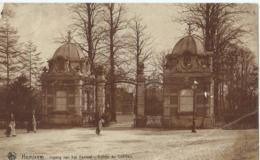 Hemiksem - Hemixem - Ingang Van Het Kasteel - Entrée Du Château - Edition Papeterie Vermaelen - Hemiksem