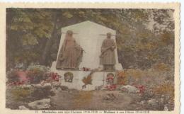Mechelen - Malines - 17 - Mechelen Aan Zijn Helden 1914-1918 - Malines à Ses Héros 1914-1918 - Phototypie D'Art - Mechelen
