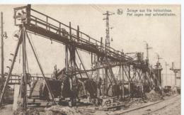 Soignies - Zinnik - Carrières Du Hainaut - Sciage Aux Fils Hélicoïdaux - Het Zagen Met Schroefdraden - Soignies