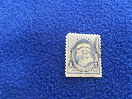 United States Stamp, Scott #219  1890-93, Canceled & Hinged - Used Stamps