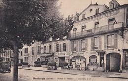 Montargis : Hôtel De France - Téléphone 0-78 - Montargis