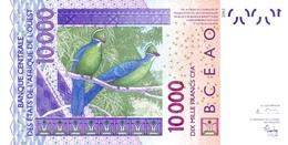WEST AFRICAN STATES P. 718Kb 10000 F 2004 AUNC - Senegal