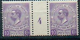 PROMOTION Monaco Taxe 9 * Millésime 4 - Impuesto