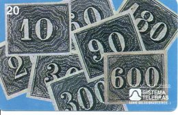 Timbre Stamp Billet Monnaie Télécarte Brésil Phonecard  Karte (G 43) - Timbres & Monnaies