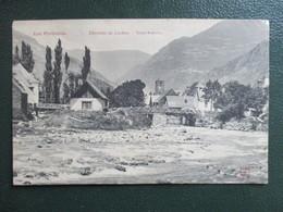 CPA 31 ENVIRONS DE LUCHON SAINT AVENTIN - Autres Communes