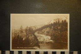 CP, Amerique, CANADA  Bow River Falls BANFF - Banff