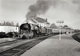 Lapeyrouse 141 R 420  Photo 10 X 15 - Trenes