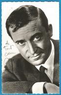 (A958) - Signature / Dédicace / Autographe Original - Jean-Marc THIBAUT - Autographes