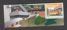 Schweiz  **    2551 Stanserhornbahn Neuausgabe 17.5.2018 Postpreis  1,00 CHF - Schweiz
