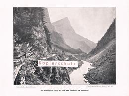 028 Konvolut 10 Bilder Ötztal Zillertal Hohe Tauern Vor 110 Jahren !! - Documents Historiques