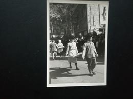 WIEZE  LEBBEKE FLANDRE ORIENTALE BELGIQUE BELGIË LOT 5 PHOTOS  FOTO'S FOLKLORE ÉTHNIQUES CULTURES - Lebbeke
