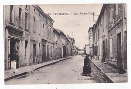 Carte Postale Carmaux  Rue Victor Hugo - Carmaux
