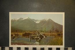 CP, Amerique, CANADA  Beaver Lodge BANFF Alberta Canada - Banff